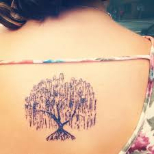 Willow Tree Tattoo Meaning 12