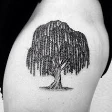 Willow Tree Tattoo Meaning 2