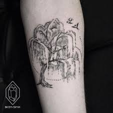 Willow Tree Tattoo Meaning 3