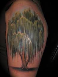Willow Tree Tattoo Meaning 36