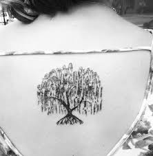 Willow Tree Tattoo Meaning 4