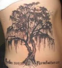 Willow Tree Tattoo Meaning 6