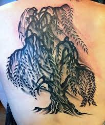 Willow Tree Tattoo Meaning 8