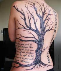 Willow Tree Tattoo Meaning 9