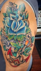 Worcester Massachusetts Tattoo Artist 23