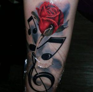 Worcester Tattoo Artist Josh 1