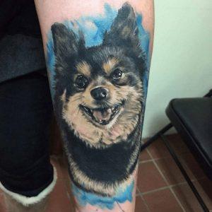 Worcester Tattoo Artist Josh 2