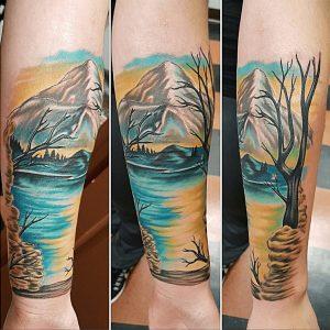 Worcester Tattoo Artist Justin Duclos 2