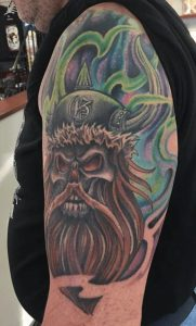 Worcester Massachusetts Tattoo Artist 28