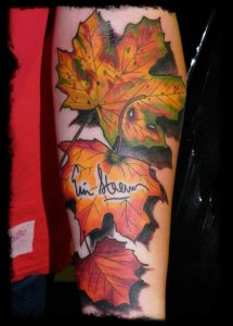 Boston Massachusetts Tattoo Artist 31