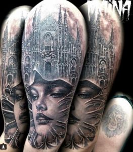 Chicago Tattoo Artist 1