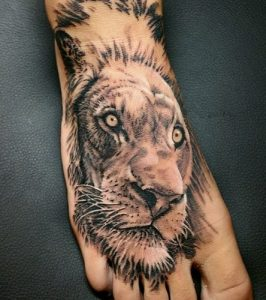 columbus tattoo artist boney 1