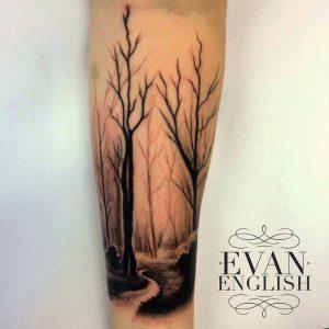columbus tattoo artist evan english 2