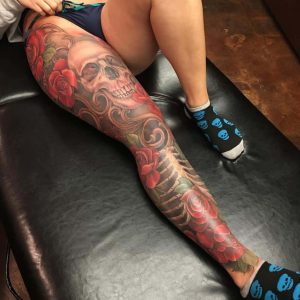 Best Japanese Tattoo Artist 36
