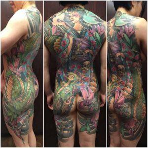 denver tattoo artist travis koenig