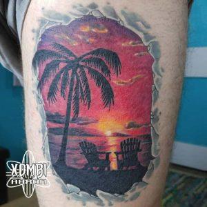 el paso tattoo artist xombi aaron 2