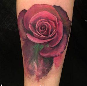 Memphis Tattoo Artist 2
