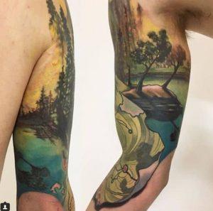 Memphis Tattoo Artist 3