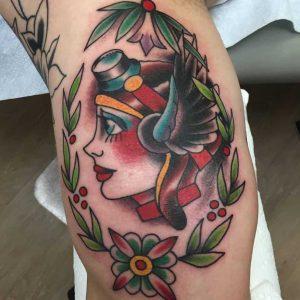 Louisville Kentucky Tattoo Artist 44