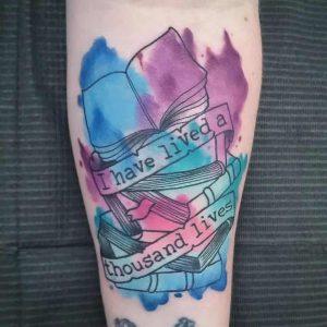 Louisville Kentucky Tattoo Artist 40
