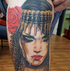 Louisville Kentucky Tattoo Artist 35