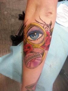 Louisville Kentucky Tattoo Artist 33