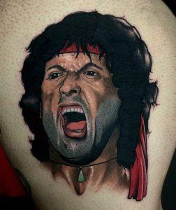 nashville tattoo artist brad dozier 2