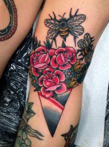 nashville tattoo artist mia gaffam