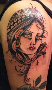 Portland Tattoo Artist 52