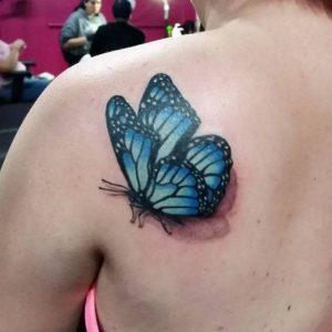 Portland Tattoo Artist 33