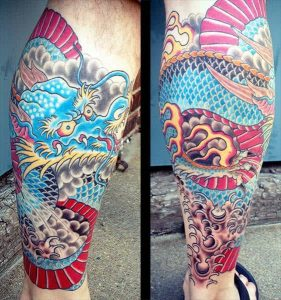 richmond tattoo artist brandon saunders