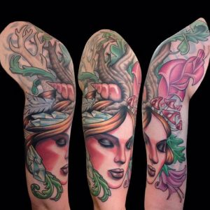 richmond tattoo artist daniel farren 2