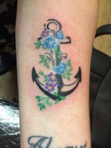 richmond tattoo artist diana burkholder