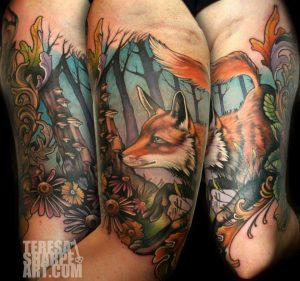 richmond tattoo artist teresa sharpe