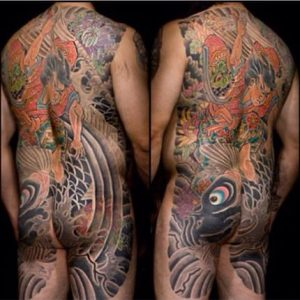 San Jose California Tattoo Artist 40