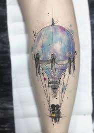 Balloon Tattoo Meaning 15