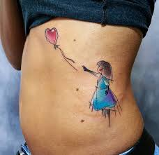 Balloon Tattoo Meaning 26