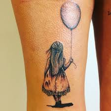 Balloon Tattoo Meaning 27