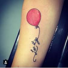Balloon Tattoo Meaning 29