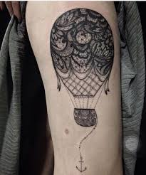 Balloon Tattoo Meaning 42