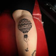 Balloon Tattoo Meaning 46