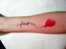Balloon Tattoo Meaning 9