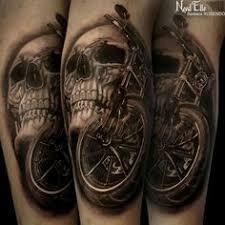 Biker Tattoo Meaning 10
