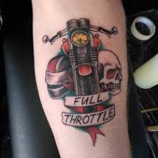 Biker Tattoo Meaning 15