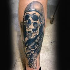 Biker Tattoo Meaning 2