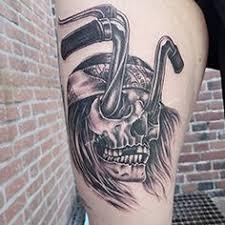 Biker Tattoo Meaning 29