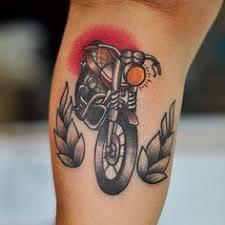 Biker Tattoo Meaning 32