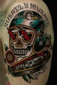 Biker Tattoo Meaning 4