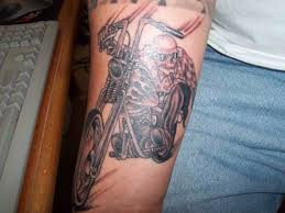 Biker Tattoo Meaning 42