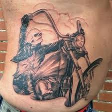 Biker Tattoo Meaning 44